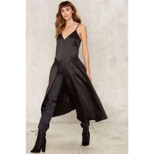 Nasty Gal Best Part Maxi Top